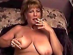 Senior Crack Whore