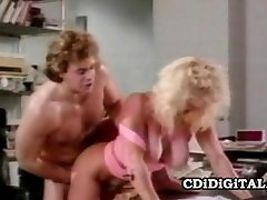 Brandy Bosworth - Bustillicious Retro Cougar Office Hump