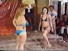 Titanic Toni Kessering Gjørme-Bryting - klassiske 80-tallet!