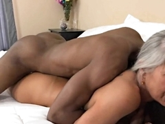 Mature Outstanding Body Fucked In Hotel From Her Dark-hued Lover