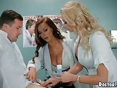 Horny MILF Nurses at the Medical Center