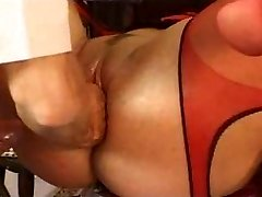 german pussy fist and rectal fuck