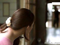 Mako Oda vroče Asian milf v vroče skupine sdt dejanje