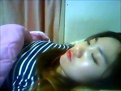 Korejski Kurba Yein Jeong masturbates na cam 6