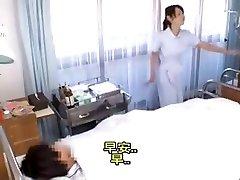 Japanski medicinska sestra pomaže ljudima