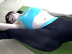 Wii Fit Trainer Yoga japanese costume play damsel