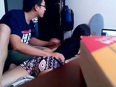 Vietnamita BF's hidden cam para nada