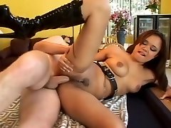 Asian fucked on pool table