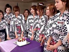 Crazy Japanese mega-slut in Finest JAV censored Fingering, Big Tits movie