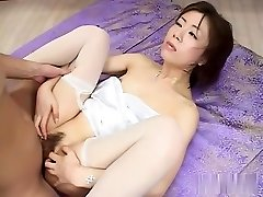 Hottest Japanese chick in Crazy JAV uncensored Co-ed video