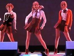 dans rusia - versiunea coreeană