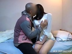 Mira Tamana Asian beauty likes super hot position 69