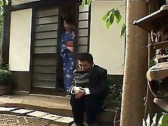 Japāņu sieva mīl slavu caurumi-ko PACKMANS