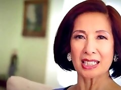 64 year old Milf Kim Anh converses about Anal Sex