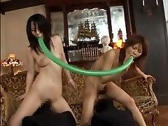 Fabulous JAV censored xxx episode with incredible japanese ladies
