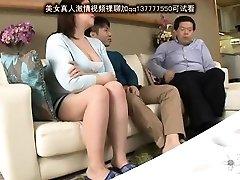 Cute Japanese Yuna Kawakami POV blowjob