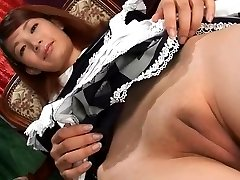 Insane Amateur movie with Asian, Solo scenes