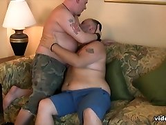 Southern Hunk and Cubby Cox - BearFilms