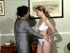Lesbian headmistress and her fun PT 2