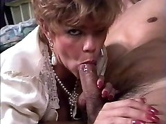 I'm So Crazy - Short Hair Old School MILF JOI