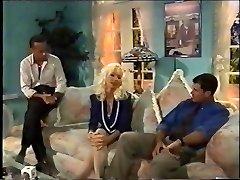 Blonde Ultra-cutie Ass-fuck, DP, High Heels, Vintage, Helen Duval