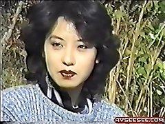 Hot Japanese vintage boinking