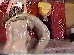 Titanic Toni Kessering Dirt-Grappling - 80s classic!