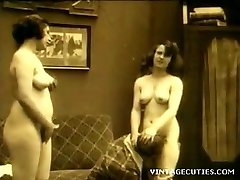 Antique 1920s Real Group Sex Old+Youthfull (1920s Retro)