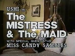 Mistress And The Maid Girl-on-girl Scene