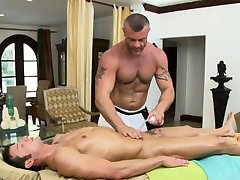 Wild blowjobs and unfathomable anal drilling with sexy gays