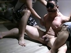 Asian daddy sexually cracked