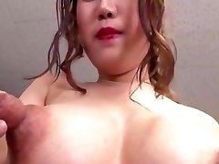 big big tits ginormous nipples