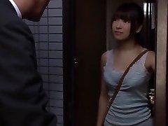 Exotic Japanese bitch Satomi Nomiya, Izumi Harunaga, Haruna Ayane in Hottest oldie, college JAV scene