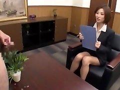Amazing Asian bitch Akari Asahina in Best CFNM, Cumshots JAV video