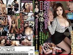 Finest Japanese tart Marina Aoyama in Crazy cunnilingus, gangbang JAV video