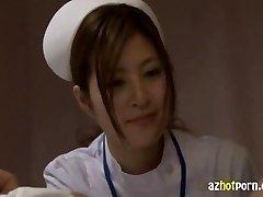 Gorgeous Nurses Made Me Spunk Every Night
