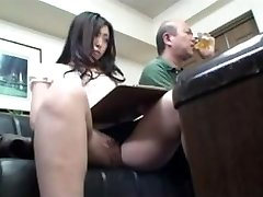 Daddy and not his stedaughter eagerness