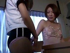 Hot Asian College Girl Seduces Helpless Professor