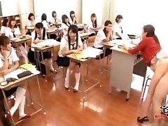 Leraar in de school
