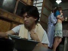 Horny Japanese tart Sumire Matsu in Amazing Wife, Big Tits JAV movie