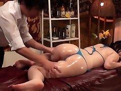 Afslank Massage voor Rondborstige Japanse Vrouwen - 2