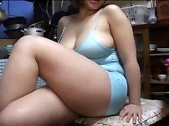 Grote Mooie Vrouw japanse rollenspellen