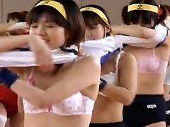Japanese gymnastics bare 1