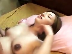 Oriental prego creampied after fucking
