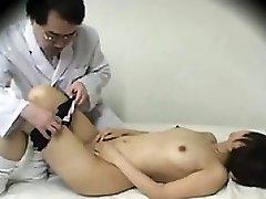 Asian Doctor Loves To Tear Up Schoolgirls