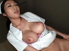 Horny JAV Censored video with Medical,Nurse scenes