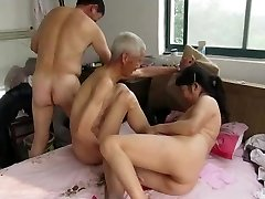 Japanese Granddads in Action