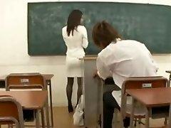 japanese schoolteacher-by PACKMANS