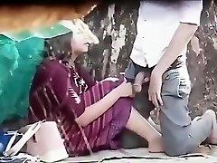 Thai párok kültéri