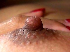 Asian titty fuck is arousing
